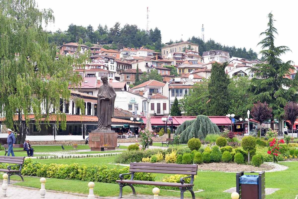 Ohrid City Center